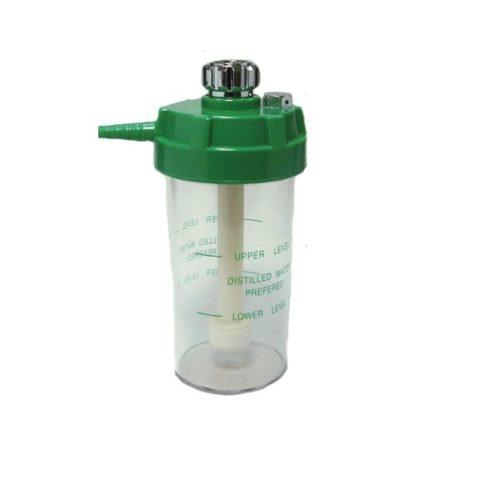 Изображение на Овлажнител за дишане от бутилка за медицински кислород