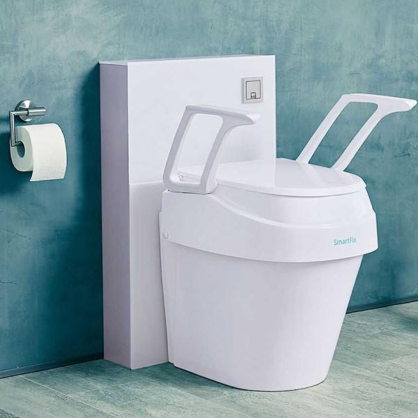 Изображение на Повдигната седалка за тоалетна SmartFix